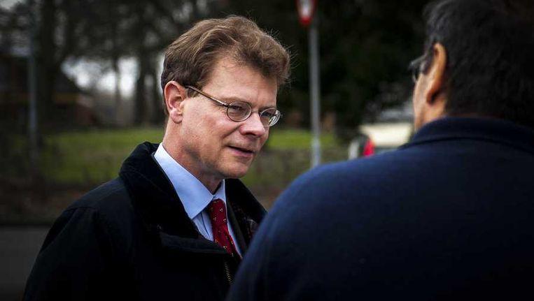 NAM-directeur Bart van de Leemput. Beeld anp