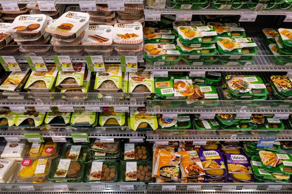 De keuze in vegetarisch is tegenwoordig reuze.