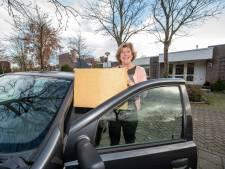 Chauffeur Kirsten van Alphense kerstpakkettenactie gunt iedereen aandacht