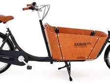 Babboe roept bakfietsen terug om haarscheurtjes