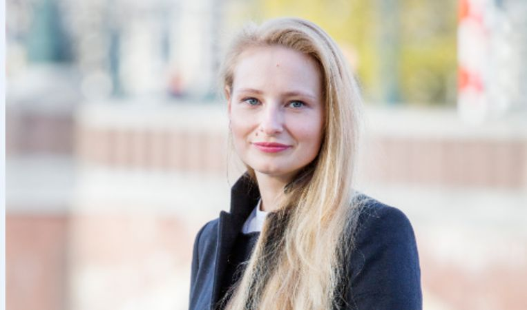 Sanne Akerboom: 'De burger zit niet aan tafel.' Beeld Jörgen Caris