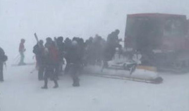 Festivalgangers Tomorrowland Winter geëvacueerd.