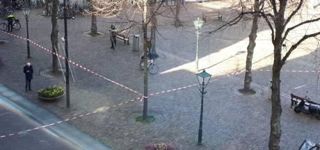 Plein Den Haag korte tijd ontruimd vanwege verdachte koffer