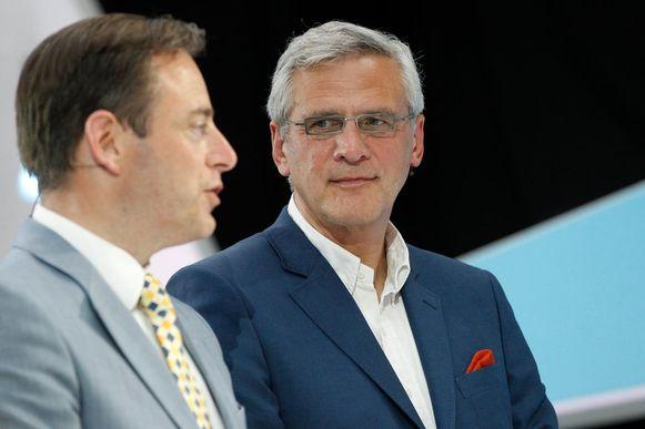 Bart De Wever en Kris Peeters.