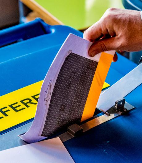 Kiezers in regio scharen zich achter de sleepwet