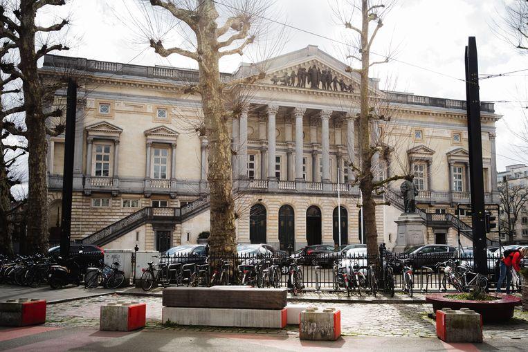 Het Gentse hof van beroep.