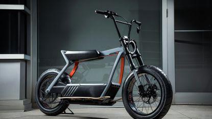 Jawel, dit is écht een Harley Davidson