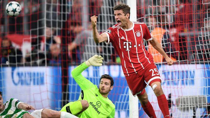 Bayern München is in groep van Anderlecht maatje te groot voor Celtic