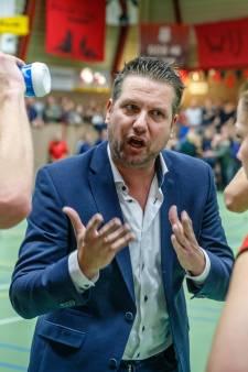 Coach Zegwaard verkast van DOS'46 naar Wit-Blauw