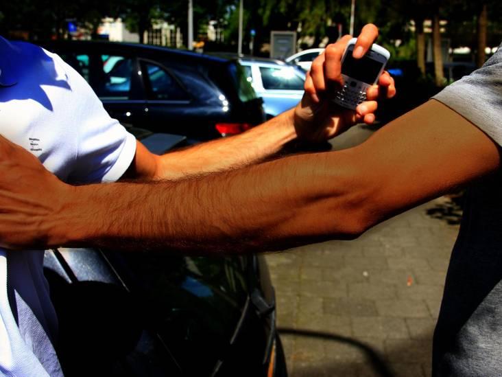 Toerist in Tilburg brutaal beroofd en moet onder dwang pinnen