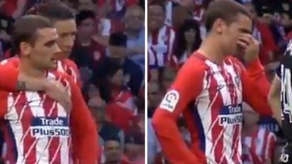 Griezmann uitgefloten door eigen Atlético-fans waarna zijn maats uitpakken met hartverwarmende reacties
