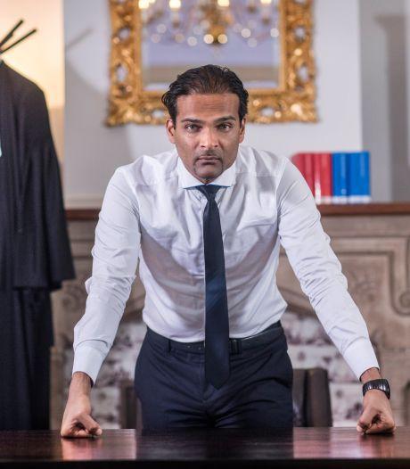 Keiharde topadvocaat Wikash Sardjoe staat dwaze vaders bij in strijd tegen wraakzuchtige ex: 'Mijn vak is ernstig'