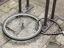 Aantal aangiften diefstal fiets daalt spectaculair