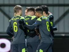 Jong PSV boekt simpele zege tegen laagvlieger Jong FC Utrecht: 1-4