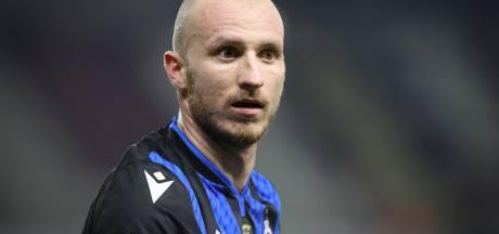L'attaquant du Club de Bruges Michael Krmencik prêté au PAOK Salonique