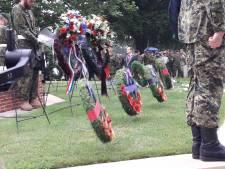 Canadese militairen herdenken gesneuvelde landgenoten