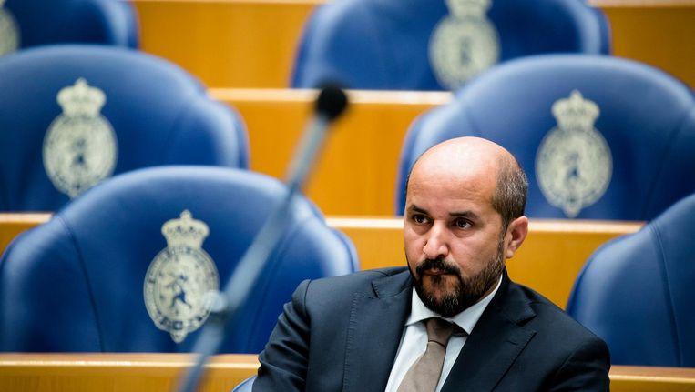 Kamerlid Ahmed Marcouch Beeld anp