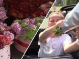 Bedrijf verzint rozen-drive in voor moederdag