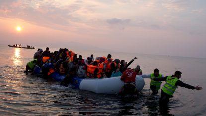 Tientallen ngo-leden op Lesbos gearresteerd wegens illegale hulp aan vluchtelingen