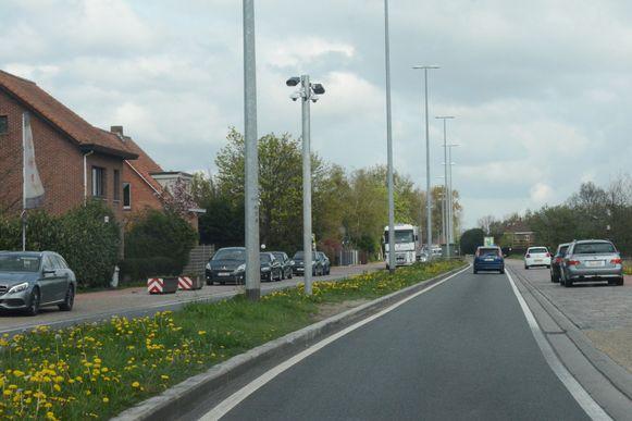 Op de Krijgsbaan is er nu reeds trajectcontrole. Daar komen nog twee andere trajecten bij.