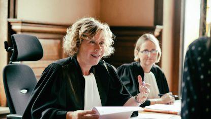 Zes nieuwe gezichten in nieuw seizoen 'De Rechtbank'