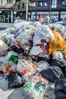 Ambtenaar gaat controleren of bewoners Losser afval in juiste container doen