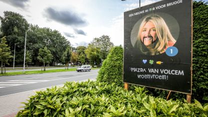 Komt 'Mazda Van Volcem' op tijdens verkiezingen?