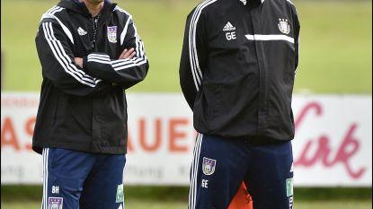 Football Talk. Geert Emmerechts aan de slag als T1 bij Berchem Sport - Leiva (Lazio) onder het mes