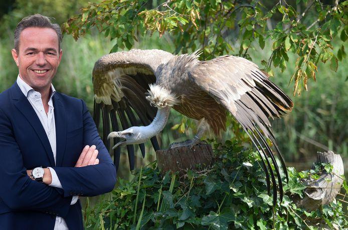 Columnist Dennis Captein schrijft over de roofvogels in Avifauna.
