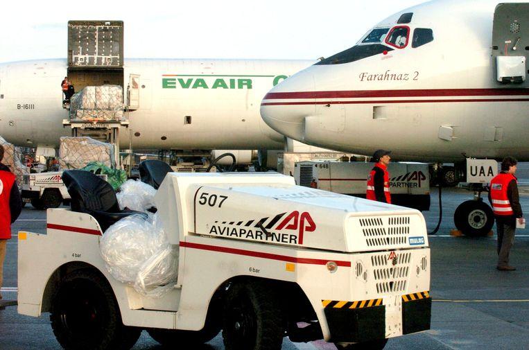 Nog steeds verlies voor bagagemaatschappijen op Brussels Airport.