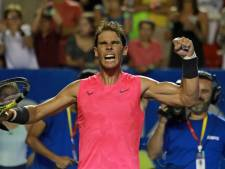 Zverev sorti par un qualifié, Nadal en quarts à Acapulco