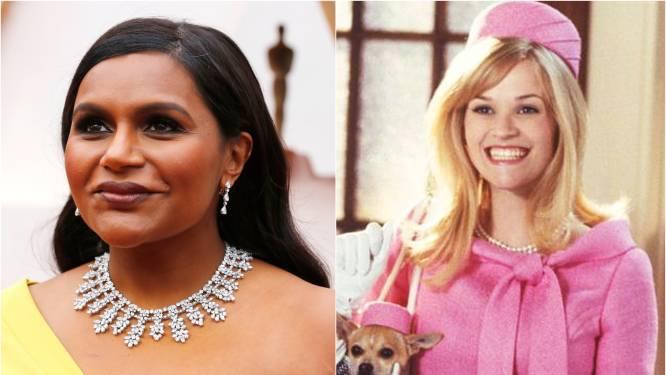 """Mindy Kaling licht tipje van de sluier op over 'Legally Blonde 3': """"Ik kan niet wachten om te zien hoe de fans reageren"""""""