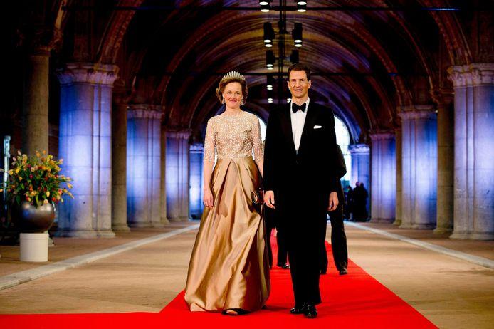 Le prince-régent Alois du Liechtenstein et son épouse la princesse Sophie succèderont à Hans-Adam II du Liechtenstein