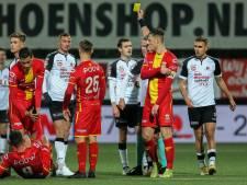 Helmond Sport maakt pas op de plaats tegen Go Ahead Eagles