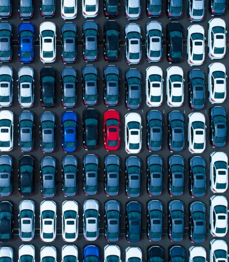Dit zijn de populairste autokleuren van 2020