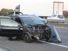 Kind gewond bij ongeval op A1
