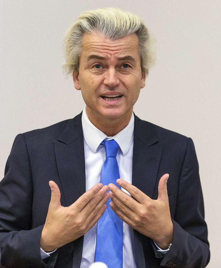 De provinciale verkiezingen vormen een dilemma voor Wilders: kans op Haagse invloed, maar ook op lokale dissidenten. Beeld reuters