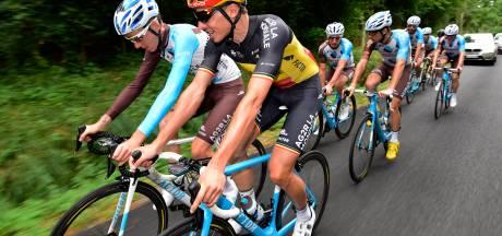 Un Belge dans la garde rapprochée de Romain Bardet pour le Tour