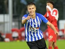 Eerste officiële duel in 172 dagen: FC Eindhoven wint  dankzij Kaj de Rooij en Haags onderonsje