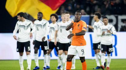 LIVE. Wéér raak! Nederlanders met de handen in de haren: Sané zet Duitsers op 2-0 met afgeweken schot!