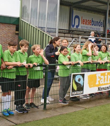 FC De Bilt de eerste fairtradeclub van Nederland