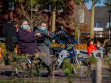 Duofiets maakt onmogelijke mogelijk: op de driewieler het dorp in