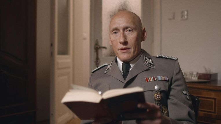 Detlef Bothe in Himmlers hersens heten Heydrich Beeld