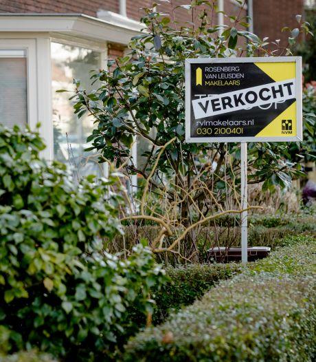 In deze gemeentes zijn de huizenprijzen het allerhoogst (en in deze het laagst)