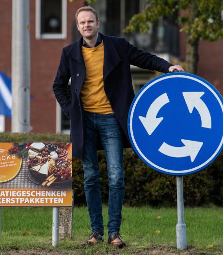 Vijf vragen aan Ben van Veen: 'Alle achttien rotondes komen voor adoptie in aanmerking'