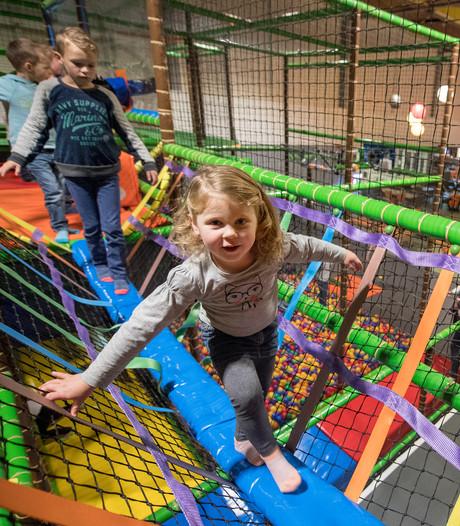 Indoor-speelparadijs wordt de grootste van het land