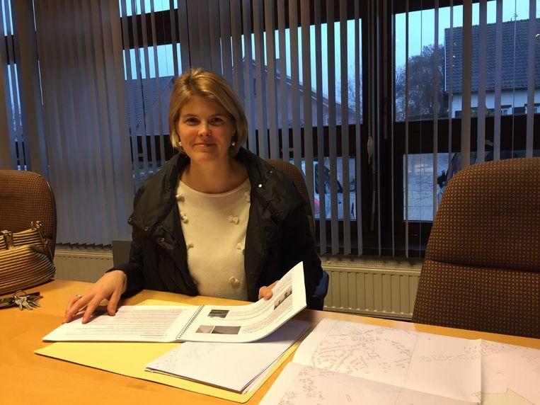 Schepen Katja Onclin is voorgedragen om rechter te worden aan de rechtbank van Eerste Aanleg in Limburg.