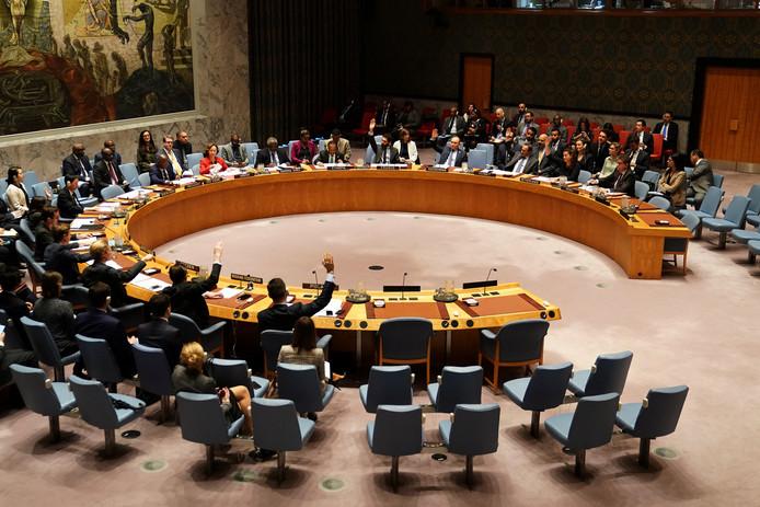 De VN-Veiligheidsraad. Foto ter illustratie.