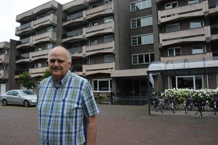Dirk Van Esbroeck plant extra veiligheidsmaatregelen voor serviceflats De Beuken.