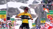 Bernal klautert naar de zege in Zwitserland en is steviger leider